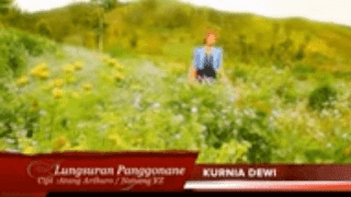 Lirik Lagu Lungsuran Panggonane - Kurnia Dewi
