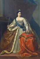 L'impératrice Catherine I de Russie