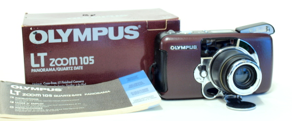 Olympus LT Zoom 105 Panorama QD Boxed