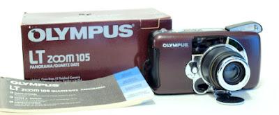 Olympus LT Zoom 105 Panorama QD Set, Front