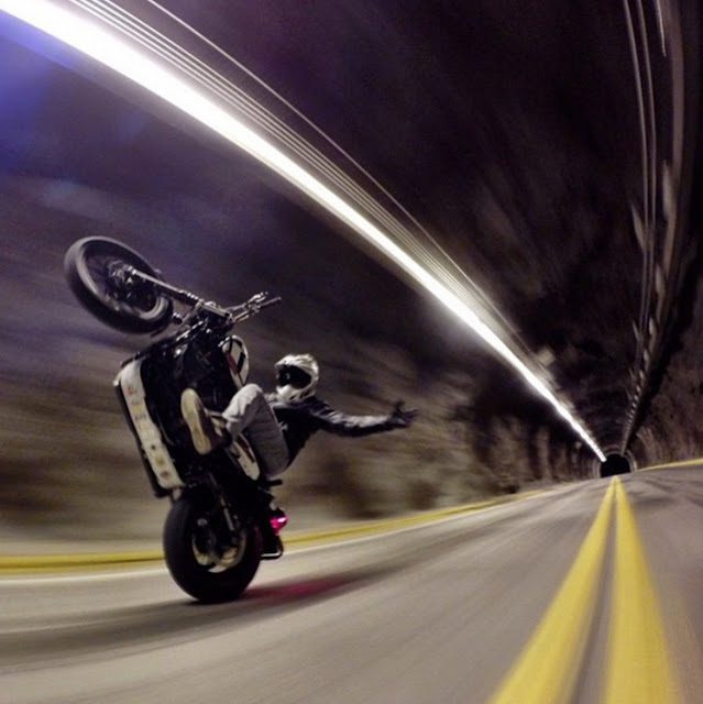 One Wheel Revolution - Rob Carpenter