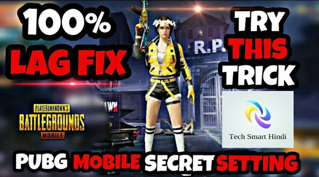 How to Fix PUBG Mobile Lag