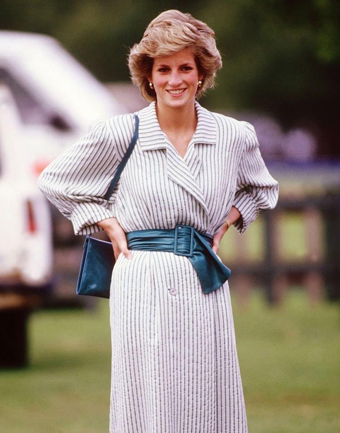 estilismos de Diana de Gales