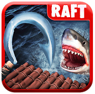 Raft Original Survival Game v1.38 Apk Mod [Food / Water]