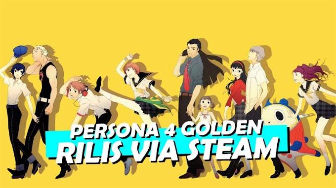 Persona 4 Golden Resmi Rilis via Steam