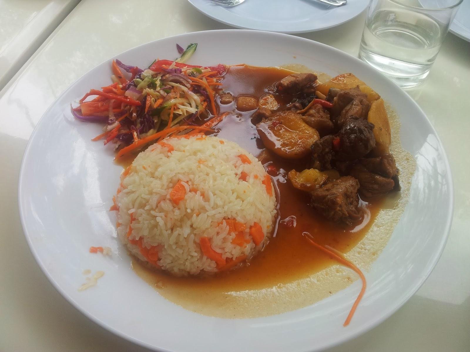 Amin Chinese Food