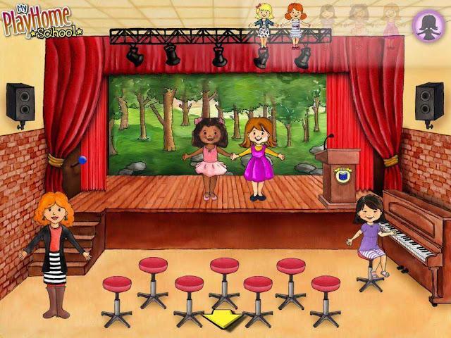 تحميل لعبة ماي بلاي هوم سكول my play home school للاندرويد والايفون