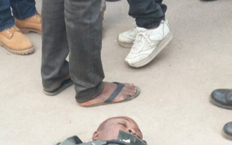 mopol kills himself ketu lagos