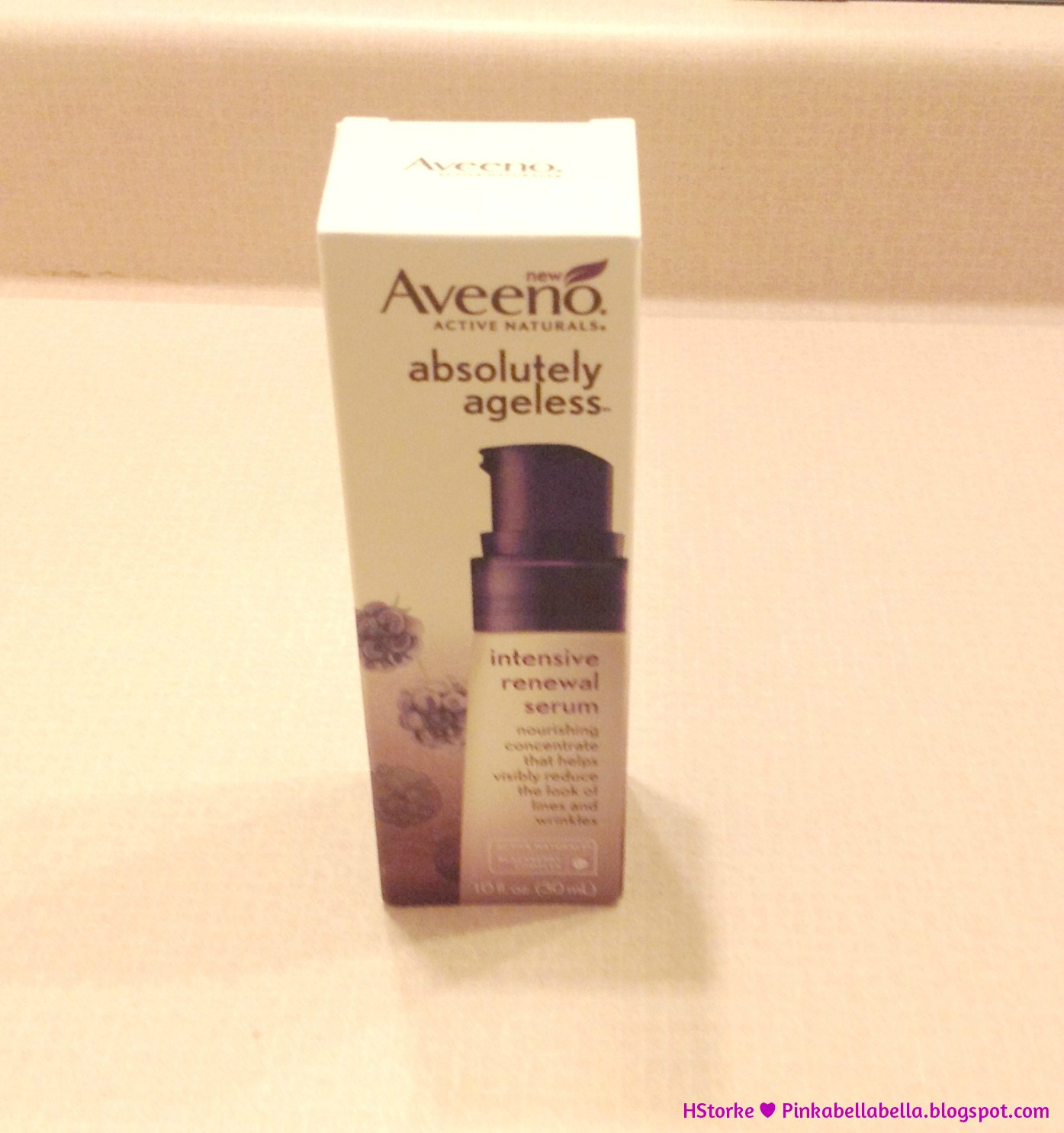Ageless Serum Aveeno Absolutely Ageless Review Pinkabellabella