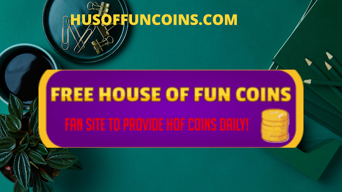 Easy House Of Fun Slot Freebies 2021