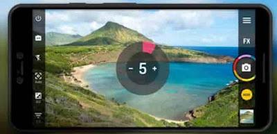 Camera Zoom FX Premium aplikasi fotografi android