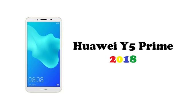 Harga dan spesifikasi Huawei Y5 Prime 2018