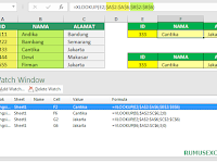 Fungsi XLOOKUP Excel, Fungsi Baru di Excel Penerus VLOOKUP