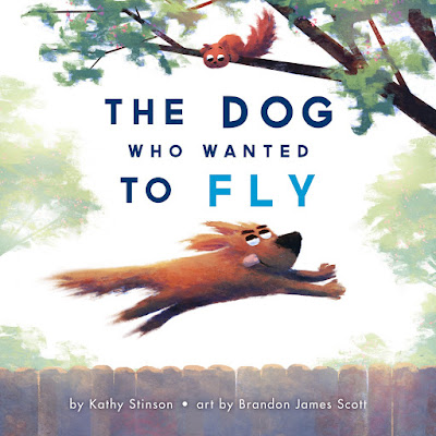 The Dog Who Wanted to Fly - Best Picture Book of 2019