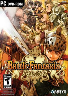 Download Battle Fantasia - PC (Completo em Torrent)