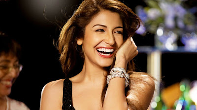 Anushka Sharma Smile photoshoot