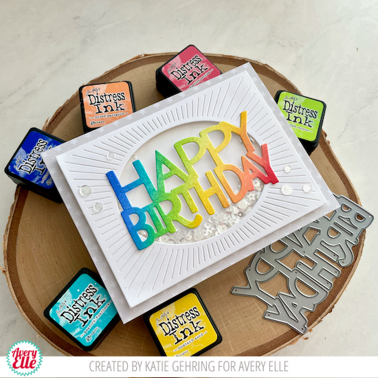 Rainbow balises//cartes 6 EnveloppesGreat comme étiquettes-Cadeaux ou vous remercier des balises