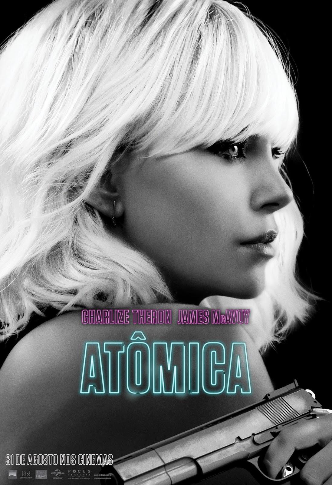 Filme Poster Atômica
