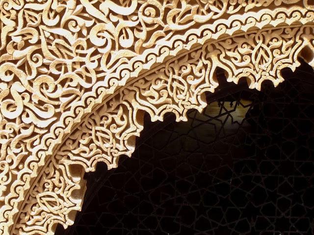 Arabski łuk. Rabat