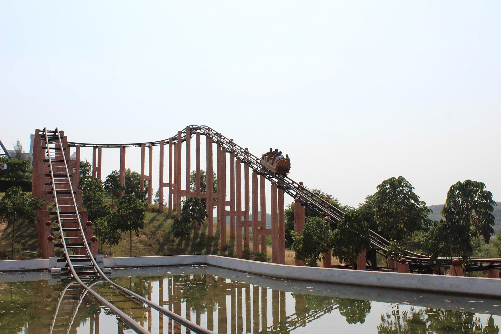 tirupati rushivan thrill nation  adventure and amusement