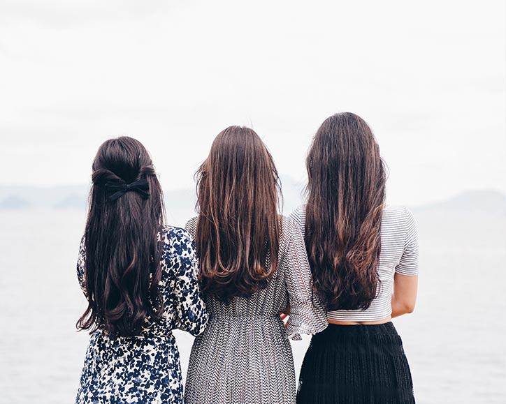 Η σωστή περιποίηση για κάθε τύπο μαλλιών