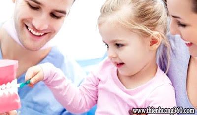 7 cách bảo vệ giúp răng bé luôn chắc khoẻ