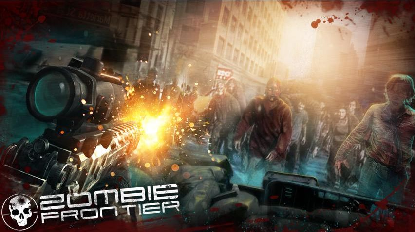 Download Zombie Frontier MOD APK 1