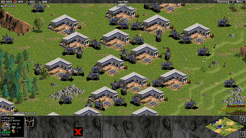 Tùy vào điều kiện, bạn cũng có thể lựa chọn lối chém phũ và lạc đà Carthaginian
