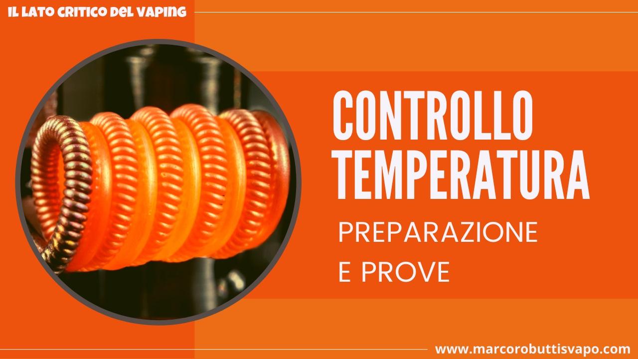svapo controllo temperatura