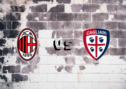 Milan vs Cagliari  Resumen