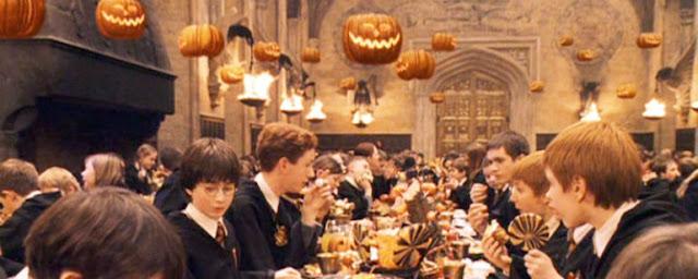 Halloween Harry Potter
