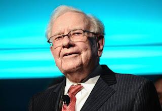 Warren Buffett side look