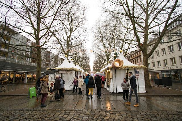 Mercatino di Natale di Augusto-Augustus markt-Dresda
