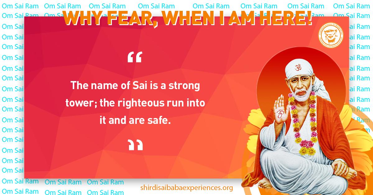 A Couple of Sai Baba Experiences - Part 1580   Sai Baba