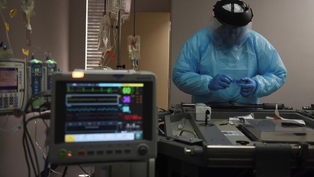 EEUU: Enfermera afirma que su hospital envía a los pacientes graves con covid-19 a 'la Fosa'