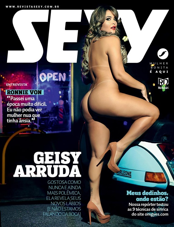 Geisy Arruda na Sexy