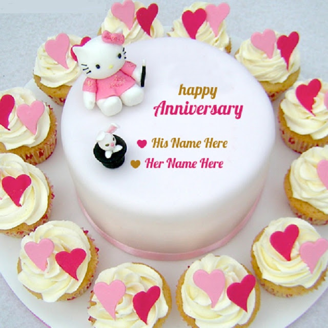 wedding anniversary cakes