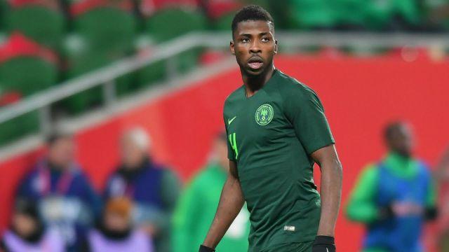 Pelatih Timnas Nigeria: Iheanacho Kurang Percaya Diri