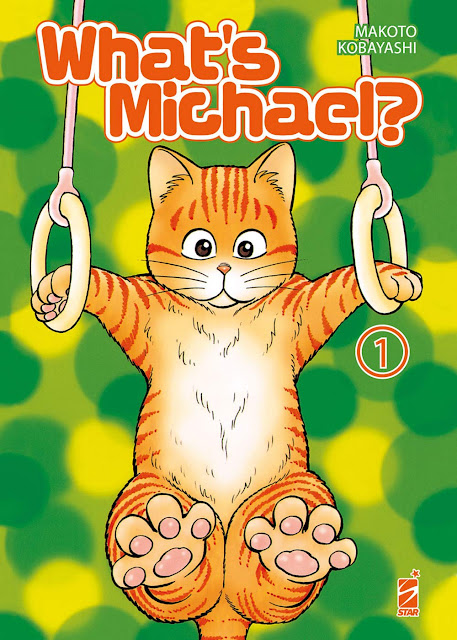 WHAT'S MICHAEL? MIAO EDITION - 1