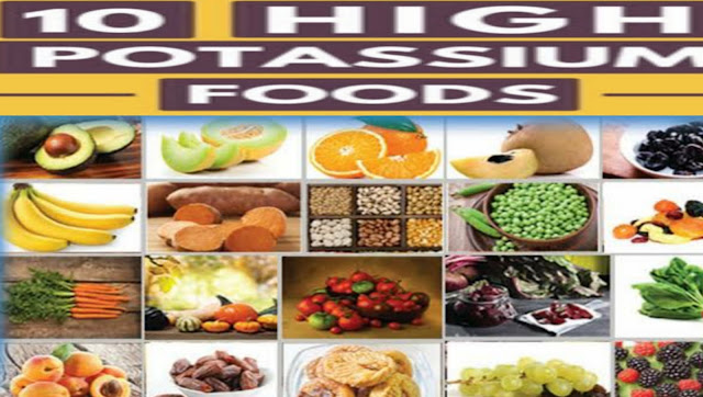 High potassium foods ,20 High Potassium Foods (700 Calorie Meals)