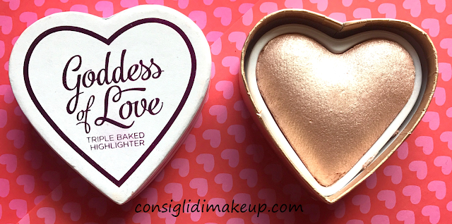 Illuminante Goddess of Love di I Heart Makeup, un prodotto TOP a pochi euro