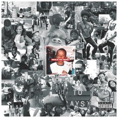 YNC Capo - While I'm Here (2020) -  Album Download, Itunes Cover, Official Cover, Album CD Cover Art, Tracklist, 320KBPS, Zip album