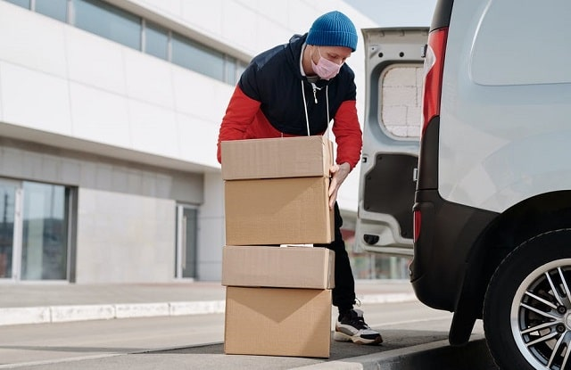 top business delivery  methods save money package shipping product shipment