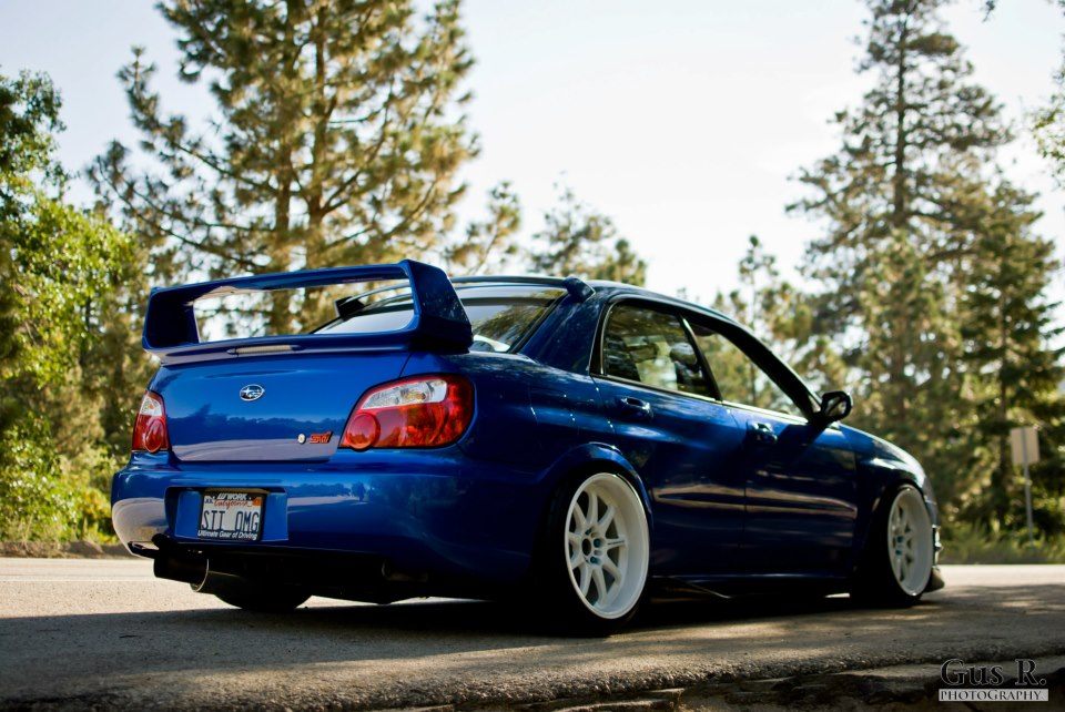 Shifted: Zach's 2007 Subaru Impreza WRX STI