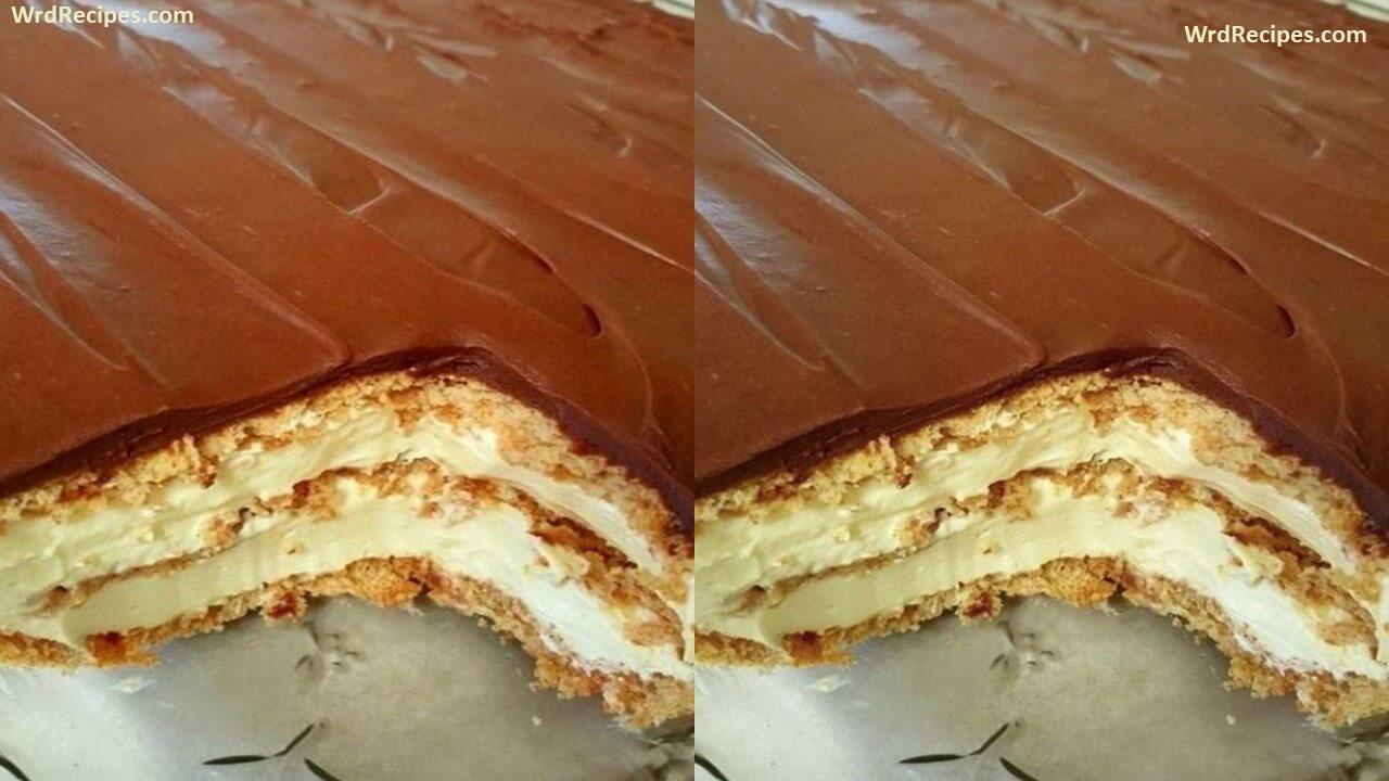 Eclair Cake Easy Recipe