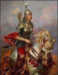 Boğarık adlı kadın hükümdar hangi devlete aittir?