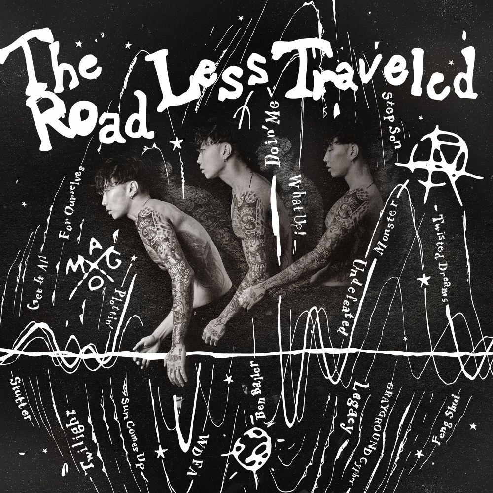 Jay Park – The Road Less Traveled