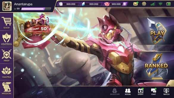 Lokapala game MOBA terbaru Indonesia