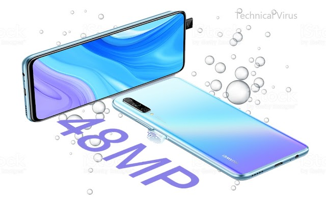 Huawei Y9s Launched with Side Mounted Fingerprint Scanner