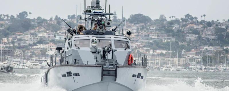 США передадуть Україні 2 додаткові патрульні катери Mark VI
